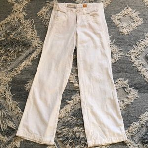 Anthropologie linen beach pants